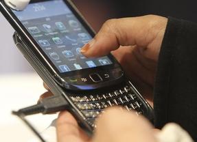 Blackberry funciona con normalidad y busca el origen del fallo