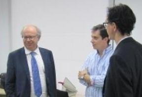 Un centro de 'coworking' para emprendedores abre sus puertas en Aragón