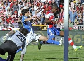 El Granada quiere quedarse en Primera y lo demuestra ganando al Espanyol (2-1)
