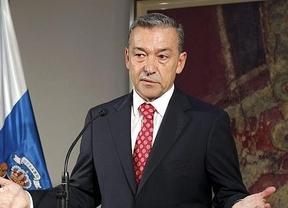 Consulta canaria: Rivero cree que el PP 'ni atiende ni entiende a los canarios'