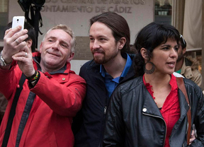 La corriente crítica y la oficialista de Podemos decidirán juntas sobre la investidura de Díaz