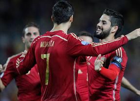 La Roja sigue en la duda: un gol de Morata salva los muebles ante una Ucrania que no mereció perder (1-0)