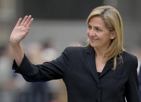 La Infanta Cristina también recurre su imputación en el caso Nóos