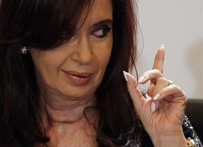 La imagen del día: Cristina Fernández de Kirchner ya está de vuelta