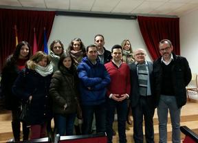 Miguel Zamora, candidato socialista a la Alcaldía de Tarazona de la Mancha