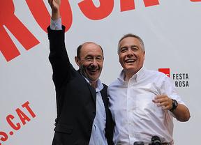 Terremoto en el socialismo catalán: Pere Navarro sigue los pasos de Rubalcaba y deja de liderar el PSC