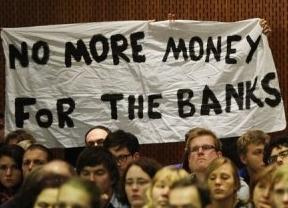 La UE limitará el cobro de dividendos y bonus a la banca que necesite capital