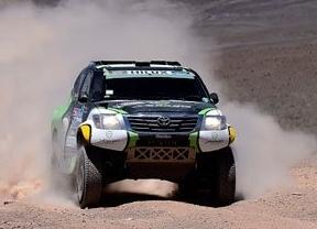 Alrajhi se lleva la octava etapa del Dakar con el líder Al Attiyah tercero