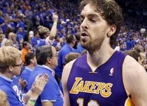 Los Lakers de un Gasol desaparecido no pueden con los Clippers (107-102)