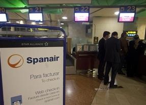 La 'caída' de Spanair deja más de 22.000 pasajeros afectados para este fin de semana