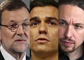 Pedro S�nchez, �se ha iniciado la reconquista?: los primeros sondeos que a�pan al l�der socialista cambian los planes a Rajoy
