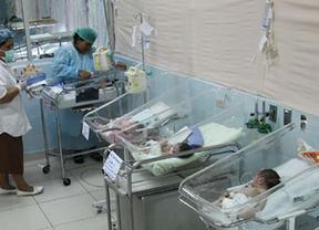 En España cada vez nacen menos y mueren más