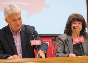 CCOO pide a los partidos progresistas que conformen mayoría que acabe con