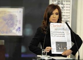 El Gobierno argentino aprieta el pulso contra 'Clarín' y ataca de nuevo