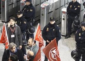 Situación en transportes durante la huelga general: trenes, aeropuertos, metros, carretera...