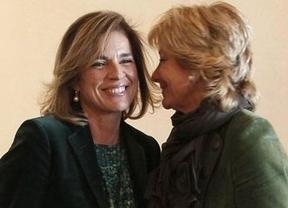 Ana Botella no implantará en la capital el peaje que propone Aguirre para Madrid