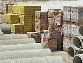 Almacenistas de materiales de construcción estudian presentar un ERE