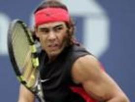 Federer impide a Nadal convertirse en 'maestro'