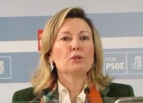 Valcarce, la 'candidata rebelde' del PSM, insiste en pedir primarias 'por coherencia'