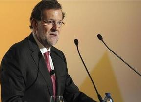 Rajoy asegura que no dio