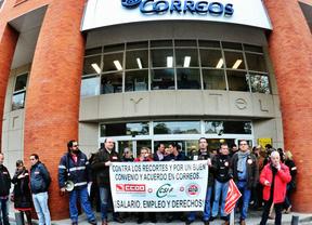 Los trabajadores de Correos inician movilizaciones que podrían culminar en huelga general