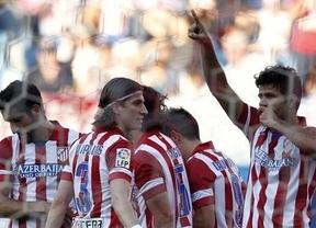 Manita de un Atlético de Madrid muy ofensivo a un Rayo Vallecano bochornoso (5-0)