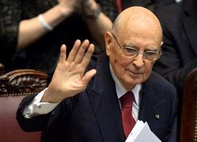 ¿Una Italia con Gobierno? Napolitano espera buenos 'frutos' de sus citas con los políticos