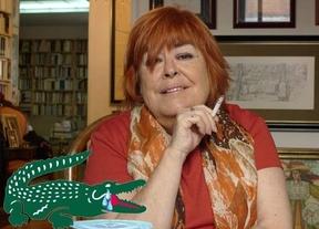 'Lágrimas de cocodrilo': La gran dama del arte