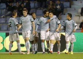 El Celta toma oxígeno tras ganar al Valencia en Balaídos (2-1)