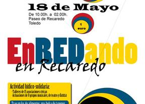 'EnREDando en Recaredo', cita solidaria para el fin de semana en Toledo