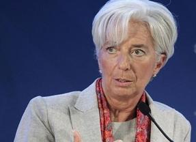 Jarro de agua fría del FMI: constata que los 'brotes verdes' no lo son tanto