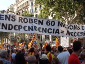 El 75 por ciento de los catalanes está por el pacto fiscal