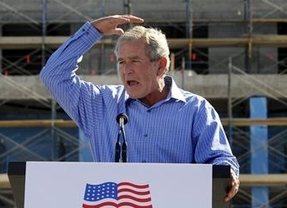 Amnistía Internacional quiere detener a George W. Bush