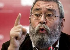 Méndez critica a una derecha que trata a los sindicatos cual 'perro del hortelano'