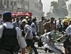 Al menos siete policías muertos y 30 heridos en otro atentado en Irak