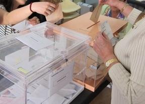 Estas elecciones, hasta las 14.00, se ha votado menos que en 2008: sólo un 37,86%