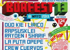 Boafest13 lleva el mejor rap español a las Festas de Rivas
