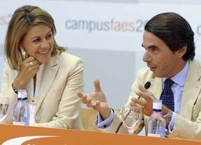 Cospedal y Aznar van por libre: iniciarán acciones legales contra 'El País' por las cuentas filtradas de Bárcenas