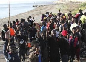 El 61% de las denegaciones de entrada de inmigrantes a la UE el año pasado se produjo en España