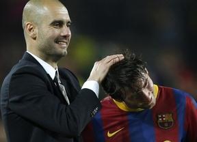 Sorprende que Messi se declare aún