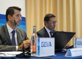BBVA prevé que el empleo a tiempo completo crezca un 1,7% en Castilla-La Mancha en 2015