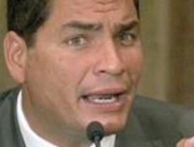 Insisto no habrá impunidad en levantamiento policial: Correa