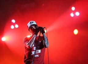 La gira de Red Hot Chili Peppers llega esta semana a Barcelona y Madrid