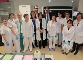 Reformado el servicio de Anatomía Patológica del Hospital de Toledo tras el incendio de junio