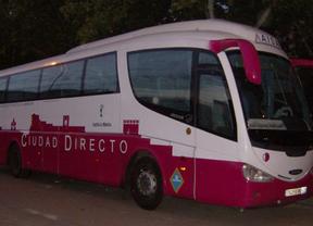 La Junta reduce el servicio de autobuses 'Ciudad Directo'
