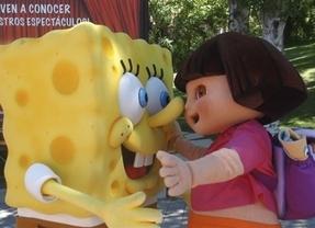 Nickelodeon abrirá su primer parque en España el próximo año