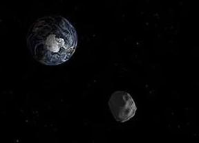 Asteroide 2012 DA14: este viernes llega el momento de tensión, a 27.000 kilómetros de la Tierra