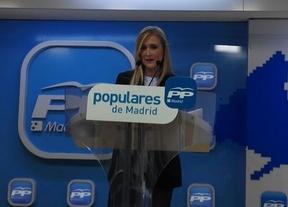 Cifuentes corrige a Aguirre: sus propuestas sobre mendigos y manifestaciones son inviables