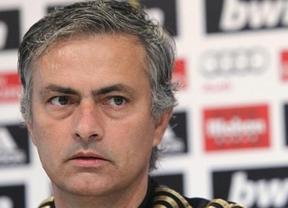 Mourinho se relaja con la ventaja de 10 puntos: 'no quiero récords ni alirón en el Camp Nou... sólo ganar partidos'