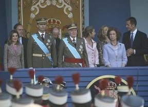 La Mesa del Congreso tumba un tercio de las preguntas sobre la Familia Real